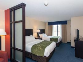 Hotel Photo: Comfort Suites Lincoln East