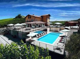 Hotel photo: Mongalletto