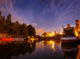 The Wharf House Restaurant with Rooms Gloucester United Kingdom