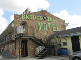 Bridgeview Motel Metairie USA