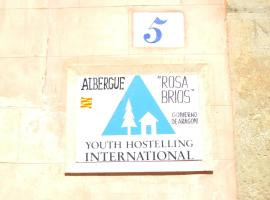 Hotel Photo: Albergue de Albarracín Rosa Bríos
