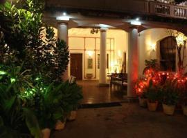 Hotel Photo: Hotel De Pondicherry