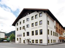 Hotel photo: Hotel Goldener Adler Wattens