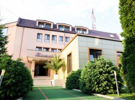 Hotel Photo: Hotel Zamca Suceava