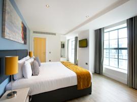 Staycity Aparthotels Deptford Bridge Station London United Kingdom