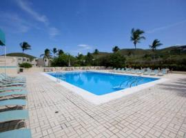 Beautiful Condo at Crystal Cove on Sapphire Beach East End Virgin Islands