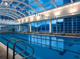 Hotel near  Vancouver Coal Harbour  airport:  Auberge Vancouver Hotel
