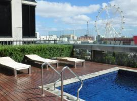 Hotel Photo: Apartments Melbourne Domain - New Quay Docklands
