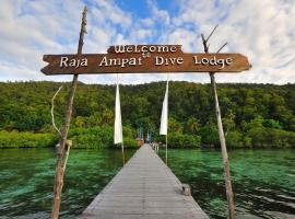 Raja Ampat Dive Lodge Besir Indonesia