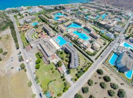 Delfinia Resort Kolymbia Greece