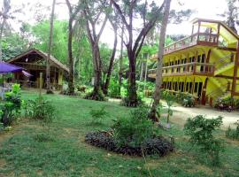 Artesian Bed and Breakfast Roxas Filipines