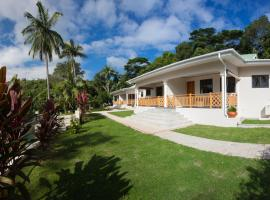 Anse Soleil Beachcomber Self-Catering Chalets Baie Lazare Mahé Seychelles
