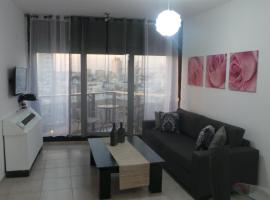 Dizengoff Tower 12th Floor Apartment Tel Aviv Israel