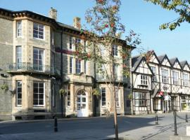 Knighton Hotel Knighton United Kingdom