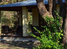Hotel near  Francistown  airport:  Kondwane Boutique Hotel