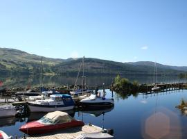 Loch Tay Highland Lodges Killin Scotland