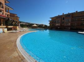 Menada Sky Dreams Apartment Sveti Vlas Bulgarie