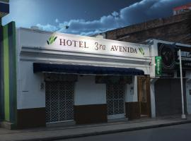 A picture of the hotel: Hotel 3ra Avenida