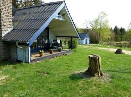 Hotel near Karup airport : Holiday home Skovkrogen D- 4104