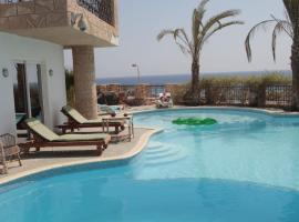 Hotel Photo: Villa Sharm - Luxury Beach Side Private Villa