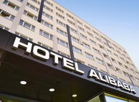 A picture of the hotel: Hotel Ali Baba
