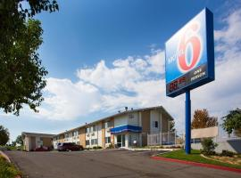A picture of the hotel: Motel 6 Boise - Airport