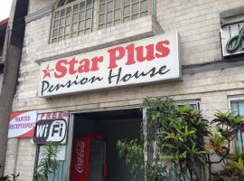 Star Plus Pension Bacolod Filippinerne