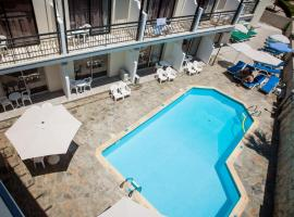 Crystallo Apartments Paphos City Republic of Cyprus