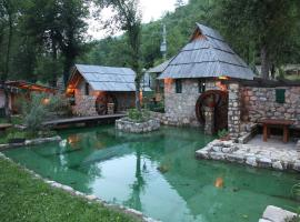 Rafting Camp Tara Center Tri Vodenice Bastasi Bosnia and Herzegovina