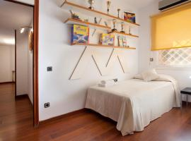 Akira Flats Sant Pau apartments Barcelona Spain