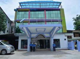 New Golden Forward Hotel Yangon Myanmar
