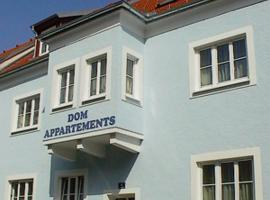 Hotel photo: Domappartements