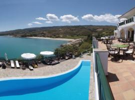 Erofili Beach Hotel Armenistis Greece
