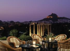 Royal Olympic Hotel Athens Greece