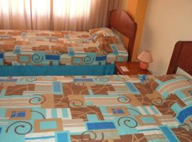 Hotel photo: Hostal Miraflores Cajamarca