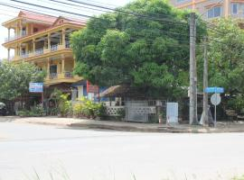Hotel near Kampot: Little Garden Guesthouse & Restaurant