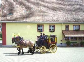 Pension Sonne Rickenbach Germany