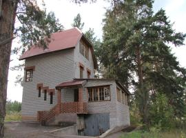 Hotel near  Kurumoch  airport:  Samara Cottages Sosnovy Bor 113