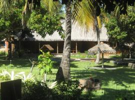 Montanha Valley Lodge  Mozambique