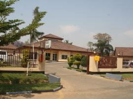 Hotel near  Lusaka Intl  airport:  Mika Lodge