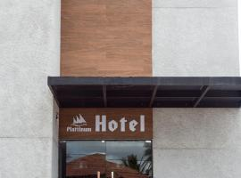 A picture of the hotel: Plattinum Hotel