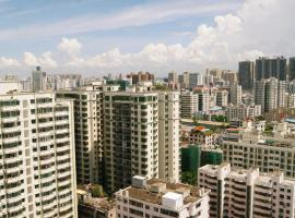 HipHop Service Apartment - Seaview International Plaza Branch Haikou China