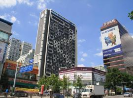 Hotel Foto: Hotel The Designers Incheon