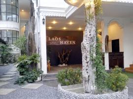 Hotel photo: Laos Haven Hotel & Spa