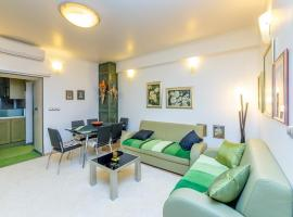 Focus apartment Zagreb Croatie
