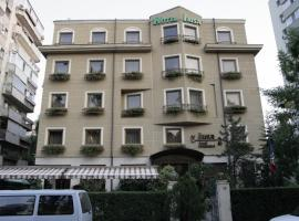 Hotel Irisa Bucharest Romania