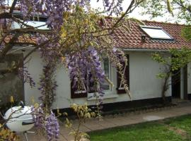 Holiday home Les Rosiers Conchil-le-Temple France