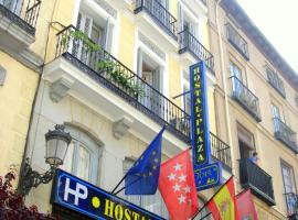 Hostal Plaza D'Ort Madrid Spain