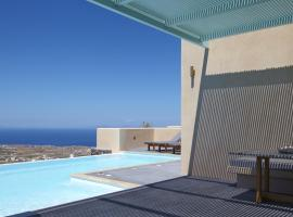 Voreina Gallery Suites Pyrgos Greece