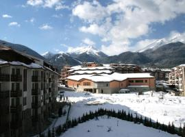 Bansko Ski Apartments in Bansko Royal Towers Bansko Bulgaria